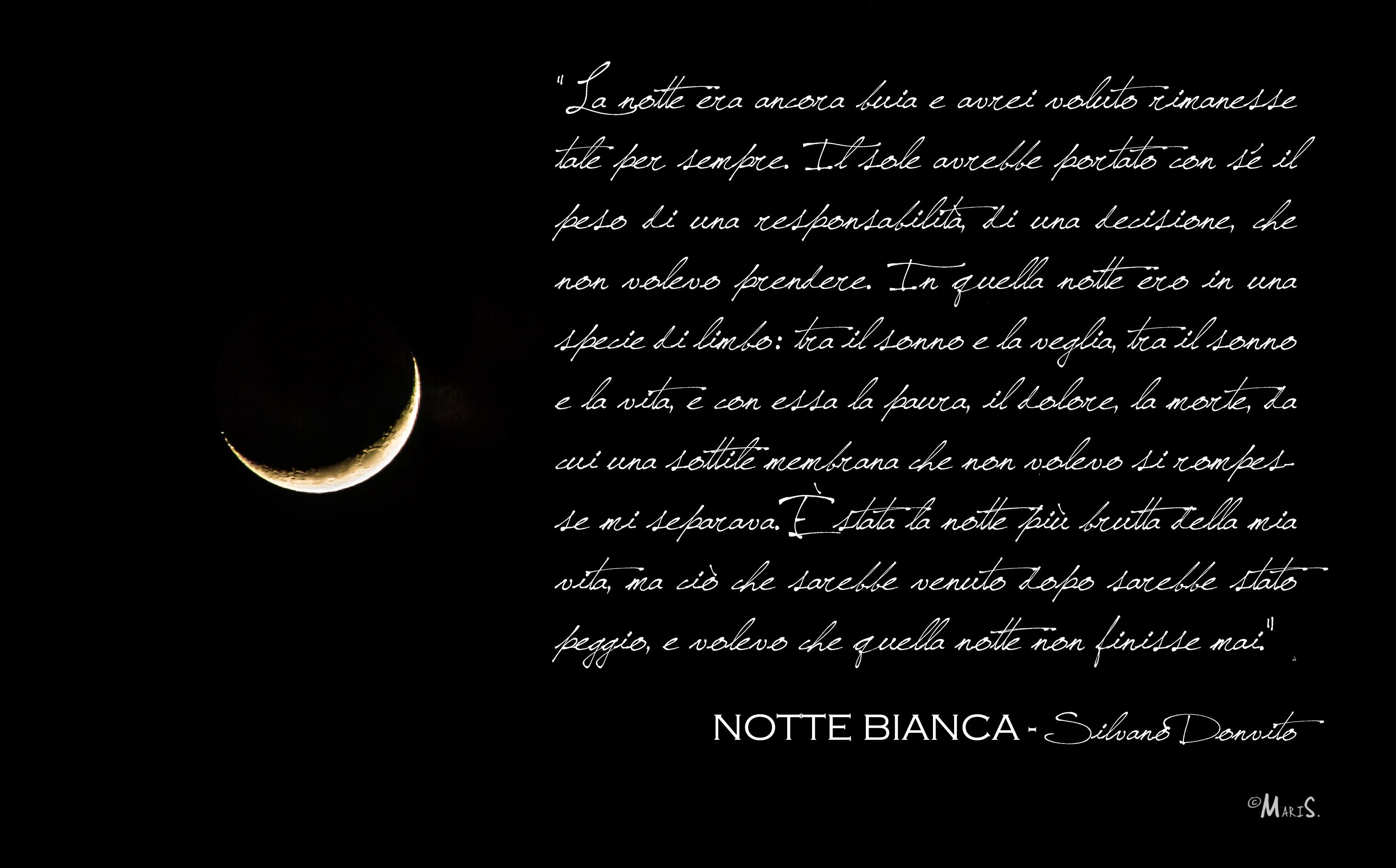 2. Notte Bianca-SILVANO DONVITO