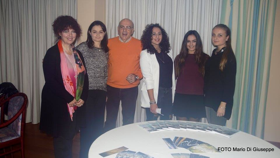 """Presentazione di """"LEGAMI"""" prosso Hotel Svevo"""