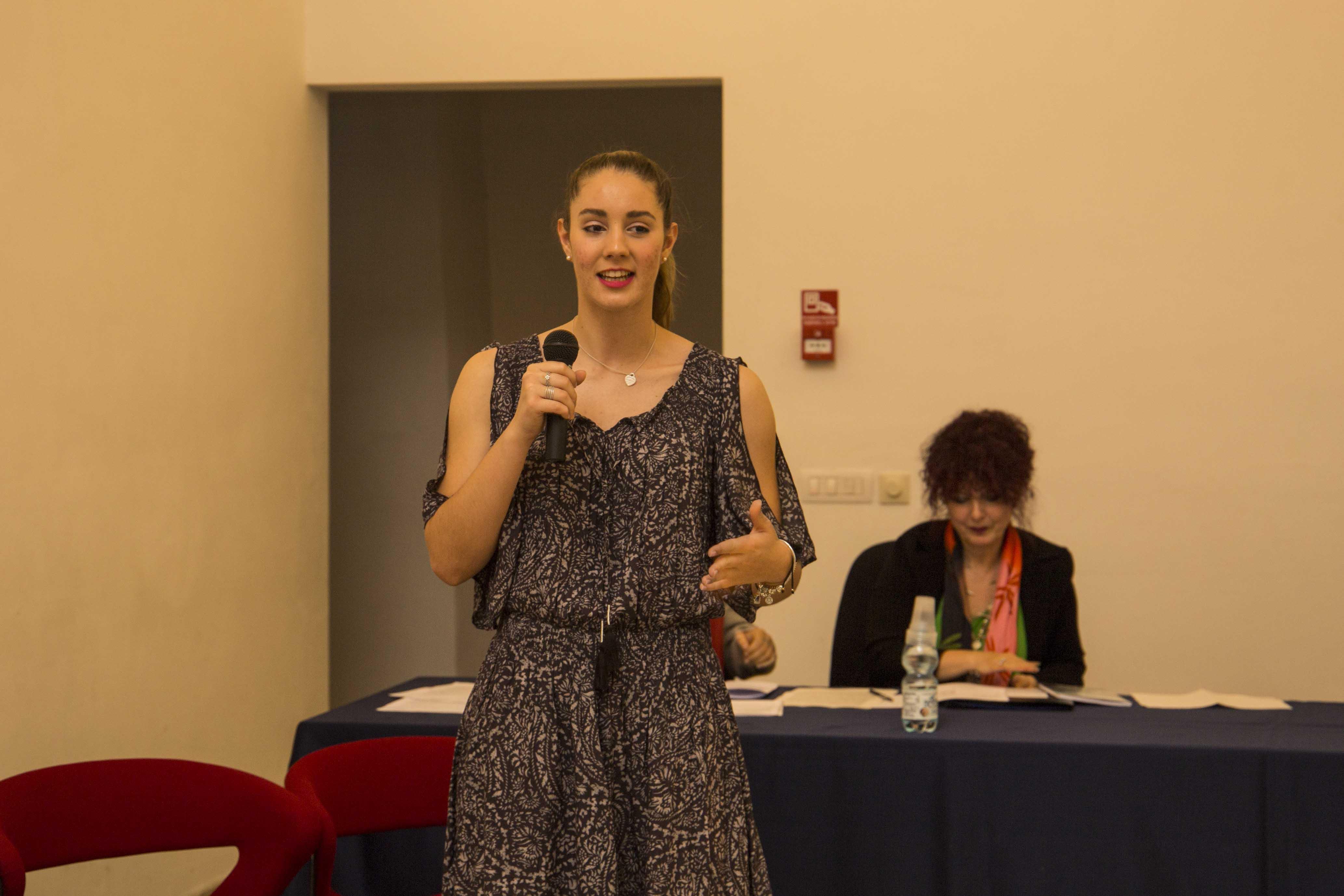 """Presentazione di """"LEGAMI"""" presso il palazzo marchesale di Santeramo"""